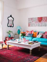 Teal And Orange Living Room Decor by Adore Brisbane Magazine Turquoise Teal Sofa Pink And Orange So