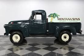 1957 International Harvester 4x4 Pickup | Streetside Classics - The ...