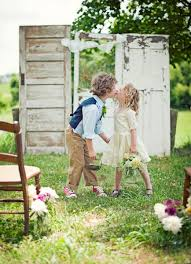 Old Doors Used In Rustic Wedding Altar Bodine Mann
