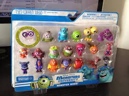 Dan The Pixar Fan: Monsters University: Walmart Exlcusive