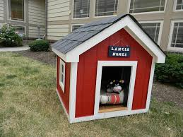 Barn Dog House Paint : Crustpizza Decor - Cozy And Ideal Barn Dog ... New Custom Barn Style Cedar Dog House Ac Heated Insulated Boarding Photolog Amazoncom Prevue 465 Red Chicken Coop Garden Outdoor The Vaccines Barn Dogs Need Horse Owners Resource Diy Door Pet Condo Sheepy Hollow Farm Age Ecoflex Jumbo Fontana Echk503b Rural King Status Playtime Youtube Badrap Blog A View From The Inside Traing