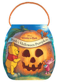 Halloween Books For Kindergarten by Winnie The Pooh Pooh U0027s Halloween Pumpkin Disney Book Group