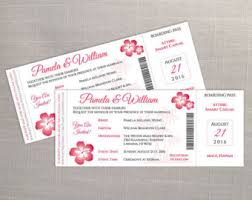 Boarding Pass Wedding Invitation Template Inv With Theatre Ticket Invitations Information Form Templ