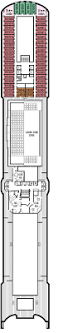 Carnival Splendor Panorama Deck Plan by Eurodam Panorama Deck Plan Tour