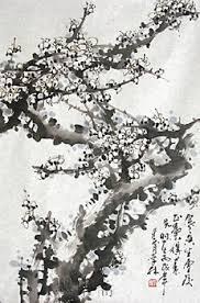 Get Quotations Oriental Asian Art Paintings Original Chinese Plum Painting Handpainted Famous Abstract Watercolor Brush Artist