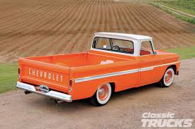 1966 Chevy C10 - Orange Twist - Hot Rod Network Pin By Ruffin Redwine On 65 Chevy Trucks Pinterest Cars 1966 C 10 Pickup 50k Miles Chevrolet C60 Dump Truck Item H1454 Sold April 1 G Truck Id 26435 C10 Doubleedged Sword Custom Truckin Magazine Stepside If You Want Success Try Starting With The 1964 Bed Inspirational Step Side Walk Bagged Air Ride Patina Trucks The Page For Sale Orange Twist Hot Rod Network