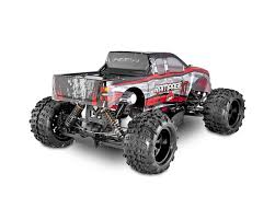 100 Monster Truck Power Wheels Redcat Rampage XT 15 Scale Gas Red RERRAMPAGEXT