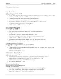 Graduate Nurse Resume Examples Operating Room Student Sample Rural Cover Letter