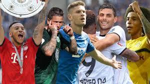 Die Prognose Zur BundesligaSaison
