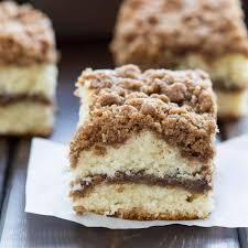 Cinnamon Crumb Coffee Cake Recipe