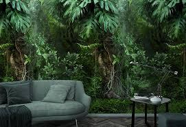 exotische tropische tapeten für den jungle tapetenmax
