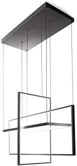 modernen 3 rechteckig led pendelleuchte design mit