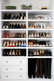 Fine Design Best Closet Shoe Organizer 25 Storage Ideas On Pinterest