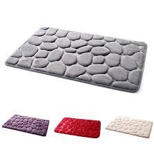 badezimmer bad teppich weich schaumstoff badezimmer matten