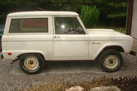 A Little Less Expensive: 1969 Ford Bronco 1969 Ford Bronco Half Cab Jared Letos Daily Driver Is A With Flames On It Spied 2019 Ranger And 20 Mule Questions Do You Still Check Trans Fluid With Truck In Year Make Model 196677 Hemmings 1966 Service Pickup T48 Anaheim 2016 Indy U101 Truck Gallery Us Mags 1978 Xlt Custom History Of The Bronco 1985 164 Scale Custom Lifted Ford