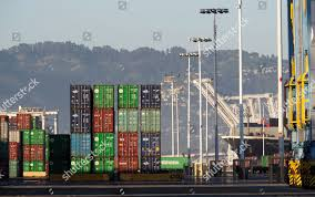 100 Shipping Containers California Containers Evergreen Port Port Oakland Oakland