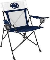 Rawlings Penn State Nittany Lions Game Changer Chair Pottery Barns Playstation Fniture Is The New Highend X Rocker Xpro 300 Black Pedestal Gaming Chair With Builtin Speakers Ncaa High Back Chairs By Rawlings 2pack Imperial Goto Source For This Years Dorm Room Must College Covers Ohio State Buckeyes Bunjo Dual Commander Available In Multiple Colors Zline Executive Game Tables Shop Noblechairs Epic Series White South Africa Style Office Racing Design Corsair T1 Race And Pc Proline Tall Swivel Outdoor