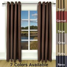Thermal Curtain Liner Grommet by Thermal Curtains Blackout Curtains Altmeyer U0027s Bedbathhome