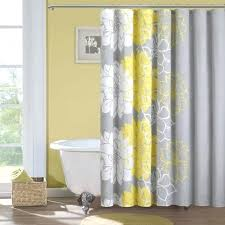 Yellow And Gray Window Curtains by Grey And Yellow Window Curtains Kitchen Door Curtains Small Window