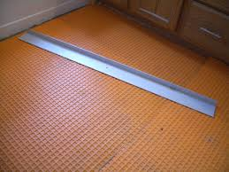 Tile Underlayment Membrane Home Depot by How To Install Suntouch Warmwire In Floor Heating Part 2