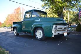 1956 Ford F100 Farm Truck With Mild Resto-Mod — Custom Car Builder ...