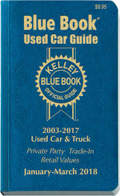 Kelley Blue Book Consumer Guide Used Car Edition: Consumer Edition ...