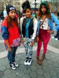 90s Hip Hop Outfit