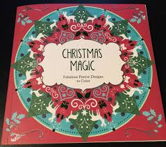 Coloring Book Review Of Christmas Magic