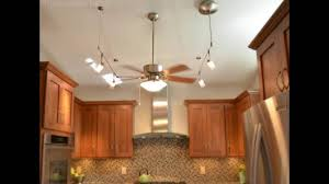 kitchen ceiling fans with lights home design and decorating box
