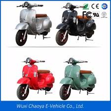 3000W 2017 Vespa Chinese Electric Bike With Lithium Lead Acid Battery Vacuum Tire