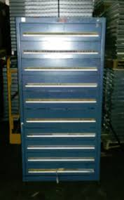 Used Vidmar Cabinets California by Stanley Vidmar Cabinets View All 10 Photos 6drawer Locking