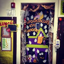 Halloween Classroom Door Decorations by Backyards Images About Halloween Classroom Door Decor