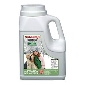 Safe Step Pet-Friendly Ice Melt - 8lbs
