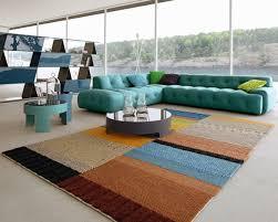 tapis tricotin de roche bobois