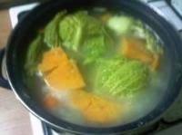 recette potée au chou vert recette potée au chou vert plat avec
