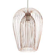 Jonas Copper Wire Light Shade