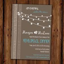 Rustic Rehearsal Dinner Invitations With Interesting Appearance For Invitation Design Ideas 4