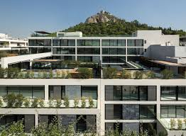 100 Gray Architects One Athens Divercity