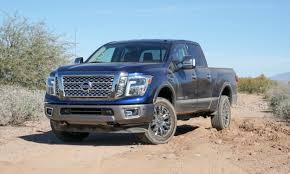 2016 Nissan Titan XD: First Drive Review - » AutoNXT 2014 Sierra Denali Pairs Hightech Luxury And Capability 2016 Ford Fseries Super Duty Nceptcarzcom The Top Five Pickup Trucks With The Best Fuel Economy Driving Updated W Video 2017 First Look Review Nissan Titan Xd Pro4x Cummins Power Hooniverse Truck Camper 101 Adventure Ooh Rah Using Military Diesel Hdware In Civilian World F450 Kepergok Sedang Uji Jalan Di Michigan Ram Jim Shorkey Chrysler Dodge Jeep Page 2 Of Year Winners 1979present Motor Trend 2008 Gmc Awd Autosavant Named Best Value Truck Brand By Vincentric F150 Takes 12