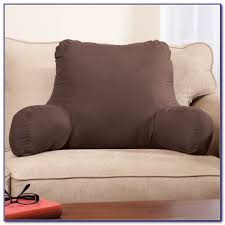 Bed Rest Pillow With Arms Bed Rest Pillow Arms Lumbar Support