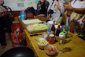 animation cuisine picture of eco lodge mae wang tripadvisor