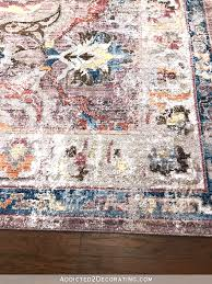 Teal Living Room Rug by My New Living Room Rug Is Here And It U0027s Amazing