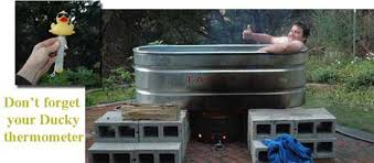 make a solar tub in one day for 300