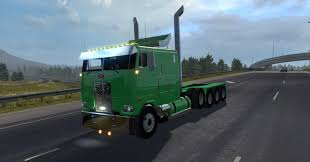 Peterbilt 352 Cabover Truck V 3.0 - ATS Mod | American Truck ... Gmc Caboversuburbankenworth D300 Pull Truck Article In Comments American Film Fleets Peterbilt Cab Over Engine Truck Flickr 1937 Intertional Harvester Caboverengine Tow Dpl Dams Cabover Archives The Fast Lane New Class 5 From Hino Fleet Owner Eurostyle Cabovers The Us And Canada All Thats Trucking Do You Think Engines Will Ever Become Popular Like They Are 1954 Cabover Conv Transformers 4 2014 Freightliner Argosy Cabover Frhness Mag Ford Debuts Tractor For Markets Transport Topics New Lvo Semi Euro Mercedes Netherlands Dodge With 8v71 Detroit At Clifford Show 2016 Youtube