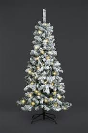 6 Ft Flocked Christmas Tree Uk by 101 Best Christmas Trees Images On Pinterest Christmas Tree