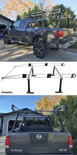 100 Track System For Truck This Truck Bed Ladder Rack With Top Rail Extension Is Includes