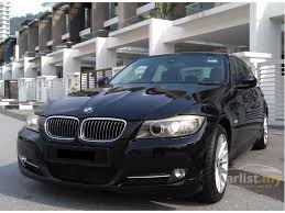 BMW 323i 2009 2 5 in Penang Automatic Sedan Black for RM 71 500