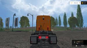 KW900 Truck V1.0 - Farming Simulator 2015 / 15 Mod