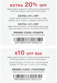 Macys Coupons - $10 Off $25 At Macys, Or Online Via Promo Code FOURTH25 Roc Race Coupon Code 2018 Austin Macys One Day Sale Coupons Extra 30 Off At Or Online Via Promo Pc4ha2 Coupon This Month Code Discount Promo Reability Study Which Is The Best Site North Face Purina Cat Chow Printable Deals Up To 70 Aug 2223 Sale Ad July 2 7 2019 October 2013 By October Issuu Stacking For A Great Price On Cookware Sthub Jan Cyber Monday Camcorder Deals 12 Off Sheet Labels Label Maker Ideas 20 Big