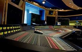 Music Recording Studio HD Wallpaper